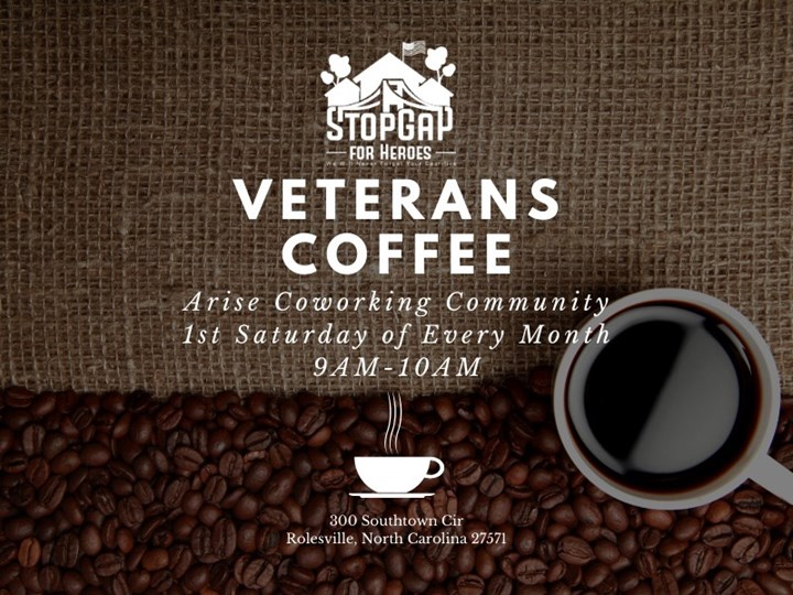 Coffee Hour For Veterans